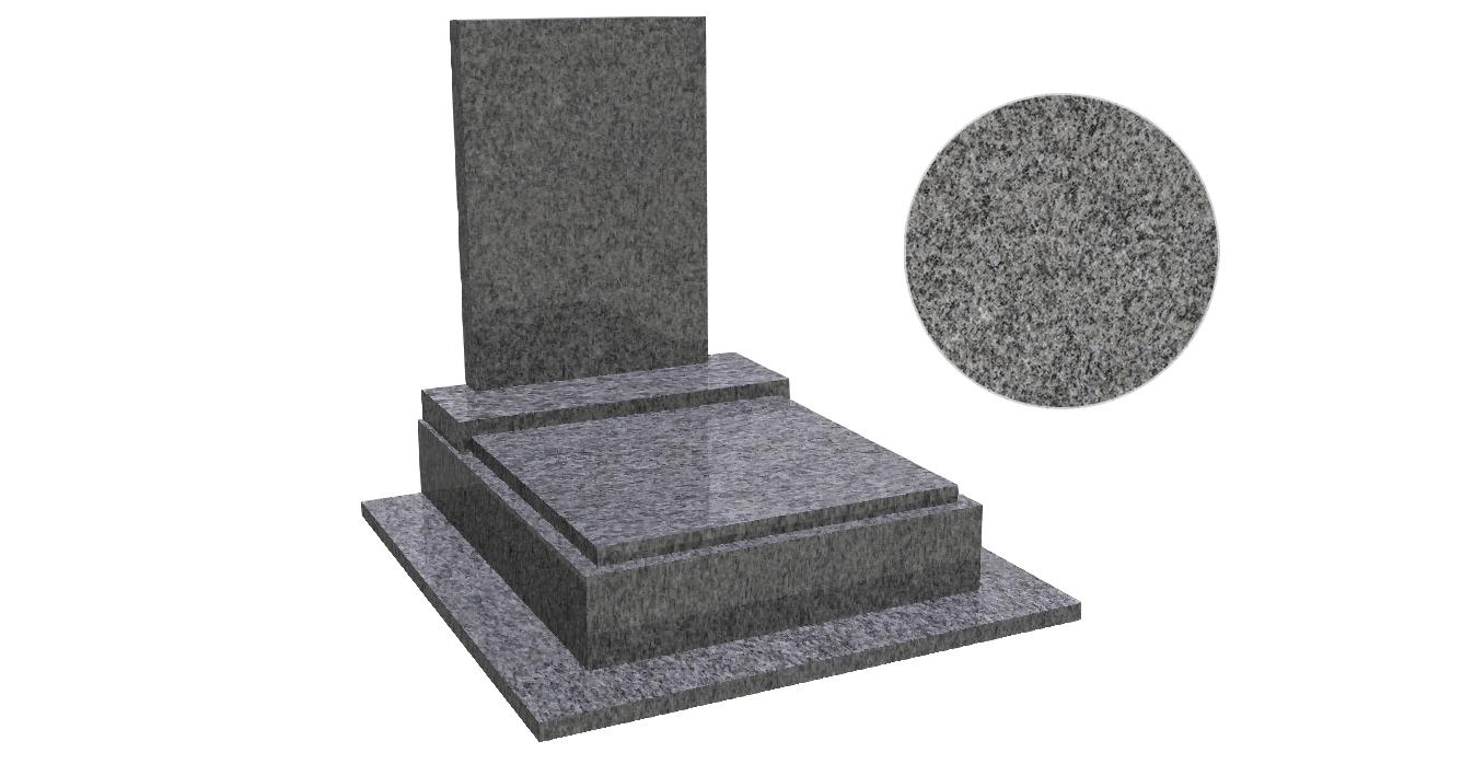 2-90x70 Kuru Grey