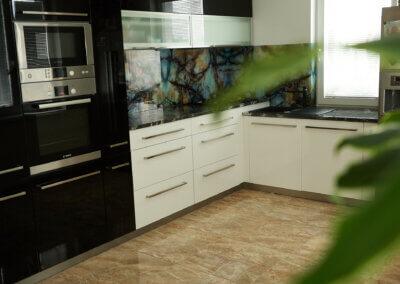 kuchyň - Nero Marquina